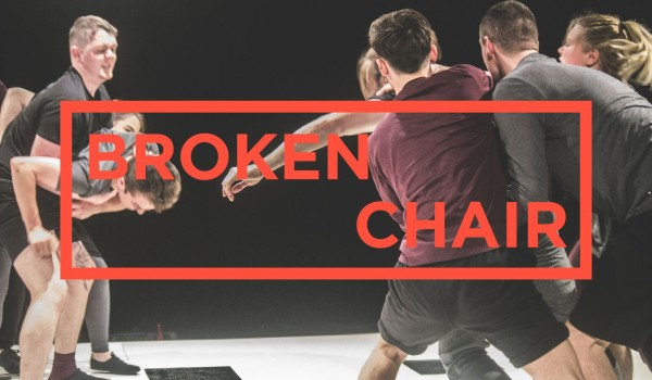 Luke Bellas, Jak Jameson-Gray, Broken Chair, Theatre Arts Exchange, Edinburgh, Edinburgh Festival 2016