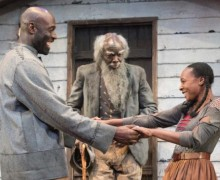 Suzan-Lori Parks, Dex Lee, Steve Toussaint, Nadine Marshall, Jimmy Akingbola, Royal Court, theatre, London