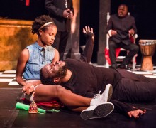 Black Theatre Live, Hamlet, BAME, Tara Arts, diversity, race, Arts Council England, The Esmee Fairbairn Foundation, The John Ellerman Foundation, The Ernest Cook Trust, Mark Norfolk, Jeffrey Kissoon
