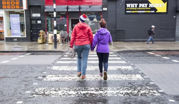 Rosana Cade, Walking: Holding, Leeds, Compass Festival