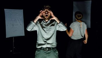 theatre producing, Jake Orr, Blush, Snuff Box Theatre, Edinburgh, tips, advice, Edinburgh Fringe Festival, Sarah Wilson