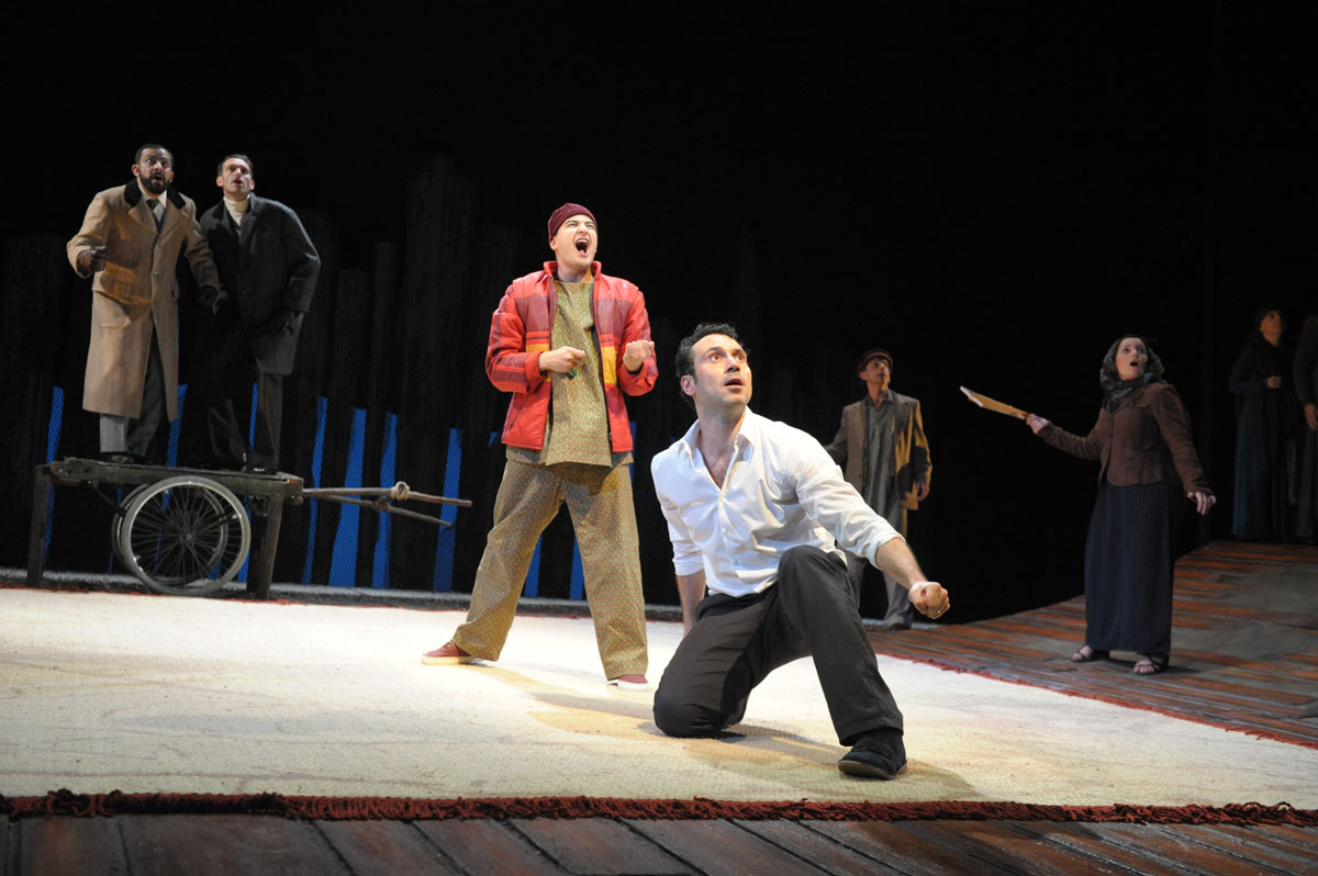 review the kite runner wyndham s theatre