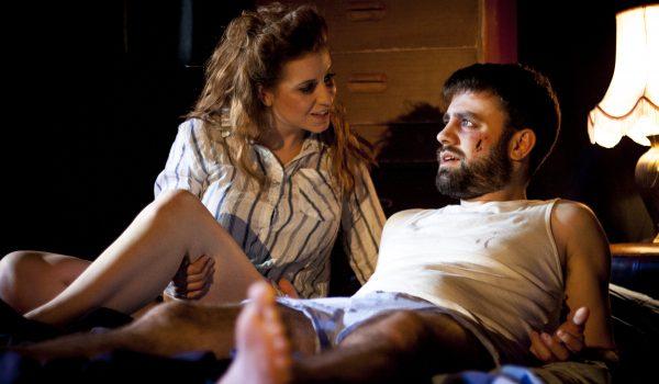 Gareth O'Connor, Megan Lloyd-Jones, Courtney Larkin, Kate Lines, Old Red Lion Theatre