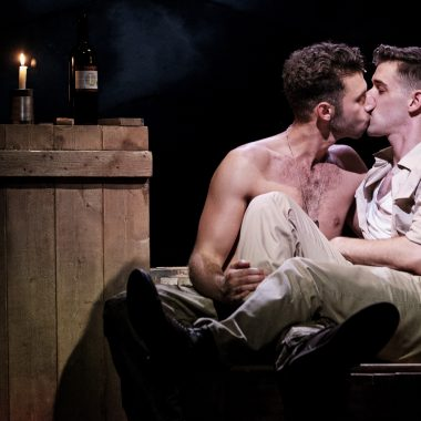 YANK! the musical, LGBT+ theatre, Andy Coxon and Scott Hunter