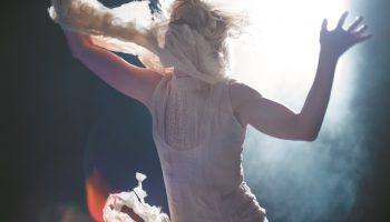 MIF theatre festival, Jane Horrocks in Cotton Panic! Photo by Charl Marais 1.jpg