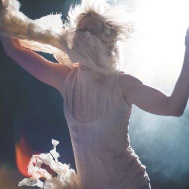 MIF theatre festival, Jane Horrocks in Cotton Panic! Photo by Charl Marais 1.jpg