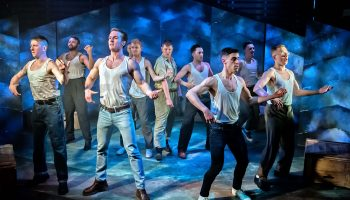 Joseph Zellnik, David Zellnik, World War II, Musical, Andy Coxon, Scott Hunter, LGBT+
