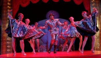 Bill Russell, Frank Kelly, Drag, American Beauty Pageant, Miles Western, Musical