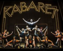 Cabaret, Will Young, Louise Redknapp, 1930s, Berlin, Emcee, Sally Bowles
