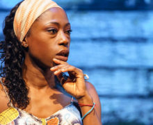 Henrik Ibsen, The Lady of the Sea, Elinor Cook, Donmar Warehouse, Nikki Amuka-Bird, Tom Scutt, Kwame Kwei-Armah