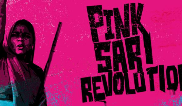 pink sari revolution suba das