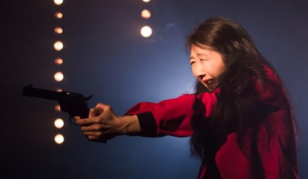 Arsalan Sattari Productions, Finborough Theatre, Iris Chang, Nanking, Rape of Nanking, Christopher Chen, depression, suicide, China