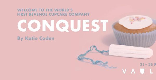 Conquest Katie Caden